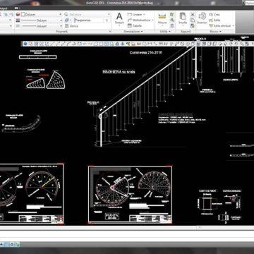 """Il progetto della scala """"Cimabue"""""""
