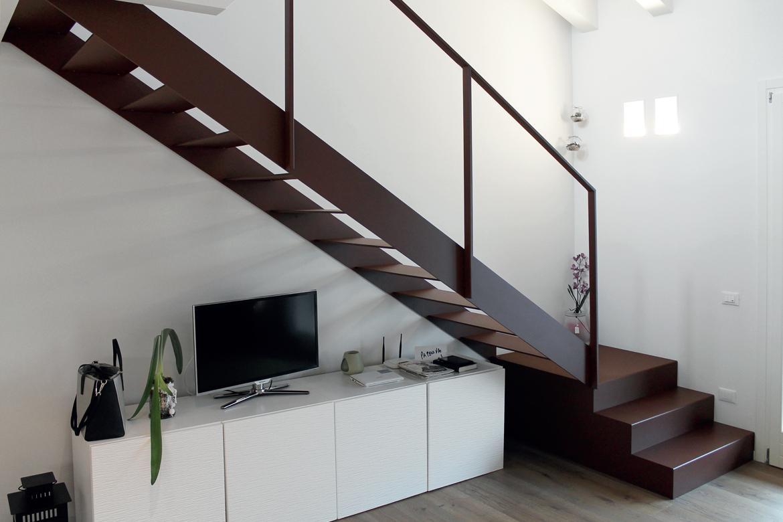 """Scala a giorno dal design ricercato scale di design elicoidale e a chiocciola duelle scale modello """"VALERY+KLIMT"""""""