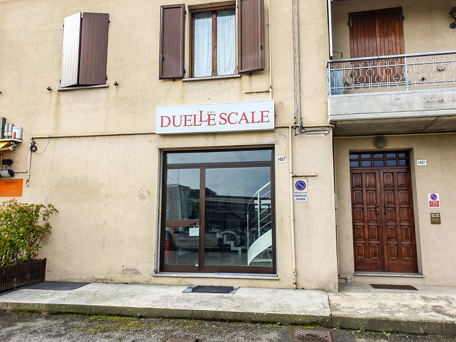 Scale modena il punto vendita diretto di duelle scale for Negozi arredamento modena e provincia