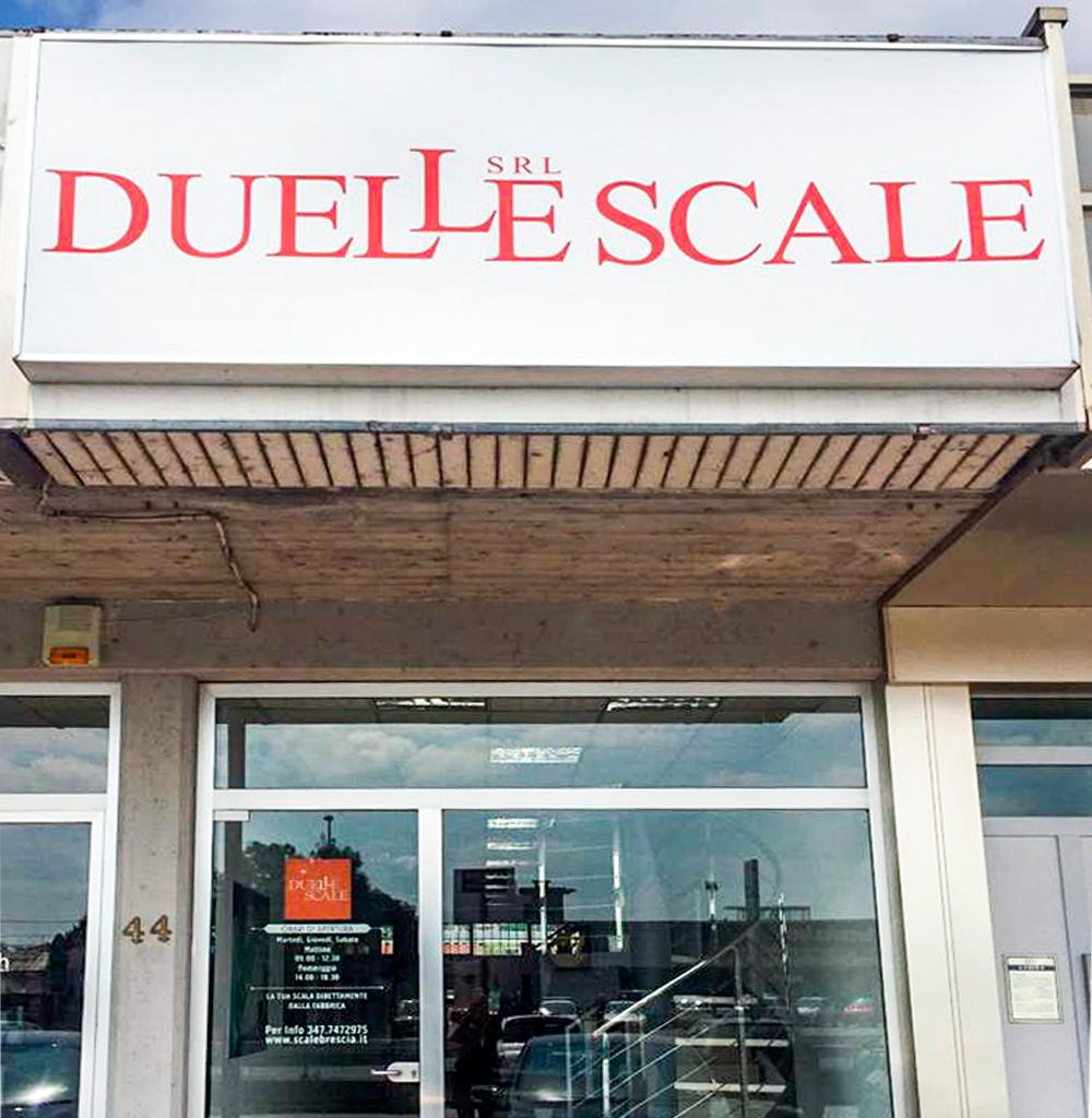 Scale brescia duelle scale for Catalogo bricoman rezzato brescia