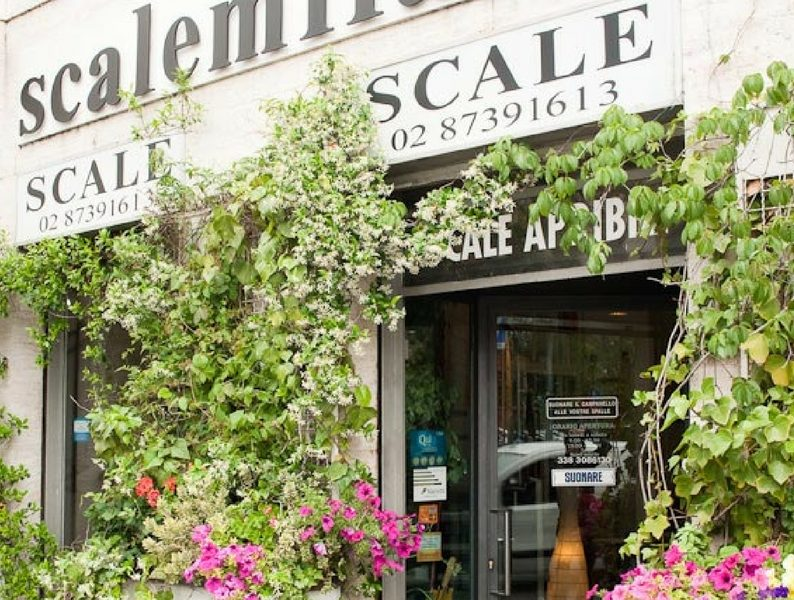 scale milano duelle scale showroom